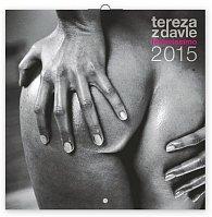Kalendář 2015 - Feminissimo Tereza z Davle - nástěnný (GB, DE, FR, IT, ES, NL)