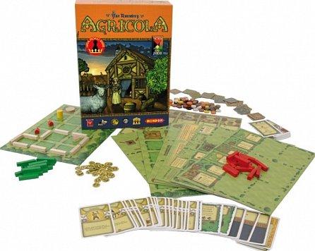 Náhled Agricola - sada EXLUZIV