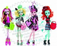 Monster High výměnný program