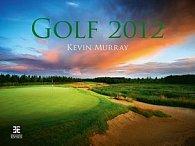Kalendář nástěnný 2012 - Golf