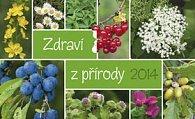 Zdraví z přírody - Stolní kalendář 2014