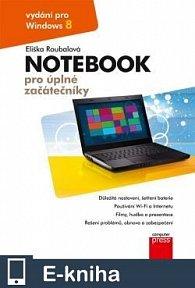 Notebook pro úplné začátečníky: vydání pro Windows 8 (E-KNIHA)