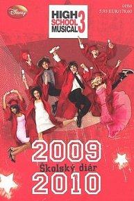 High School Musical 3 Školský diár 2009/2010