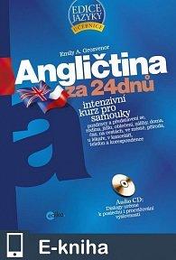 Angličtina za 24 dnů - Intenzivní kurz pro samouky (E-KNIHA)