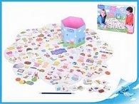 Postřehová hra Peppa Pig v krabičce
