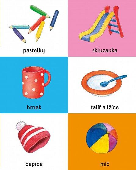 Náhled Můj obrázkový slovníček