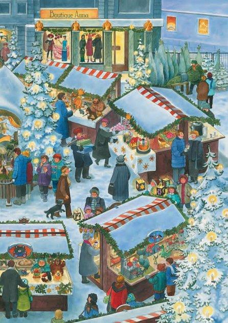 Náhled Co se děje o Vánocích