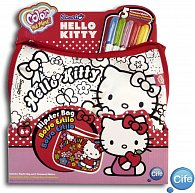 Color me mine kabelka přes rameno Hello Kitty