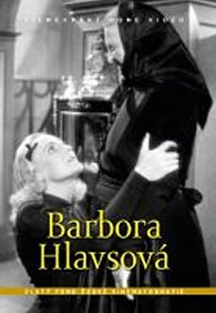 Barbora Hlavsová - DVD box