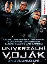 Univerzální voják 3: Znovuzrození - DVD