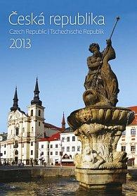Kalendář nástěnný 2013 - Česká republika