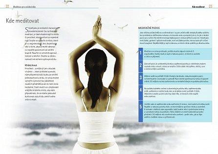 Náhled Meditace pro začátečníky - Praxe bdělého života
