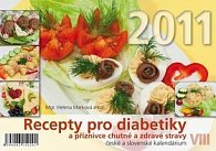 Recepty pro diabetiky a příznivce chutné a zdravé stravy VIII