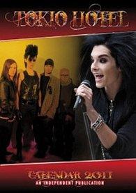 Tokio Hotel 2011 - nástěnný kalendář