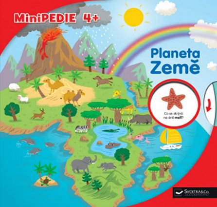 Náhled Minipedie 4+ Planeta Země