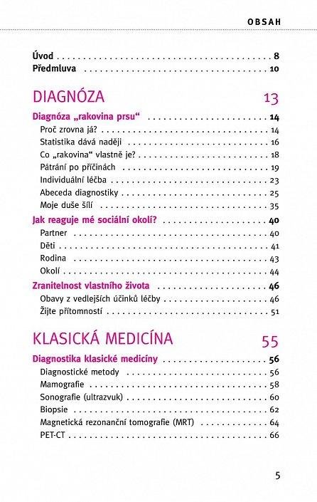 Náhled Rakovina prsu