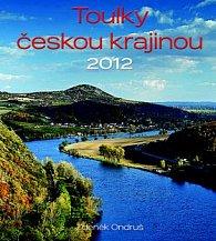Kalenář nástěnný 2012 - Toulky českou krajinou Zdeněk Ondruš. 30 x34 cm