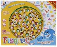 Rybaření - 50 rybiček