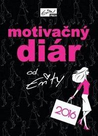 Motivačný diár od Evity 2016