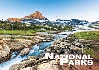 Kalendář nástěnný 2015 - National Parks Exklusive