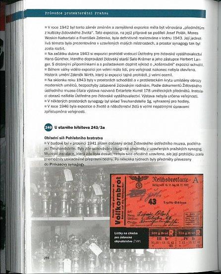 Náhled Průvodce protektorátní Prahou