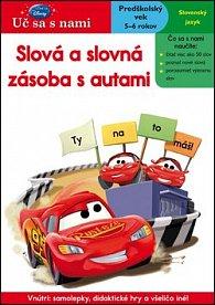 Uč sa s nami Slová a slovná zásoba s autami