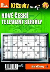 Křížovky 12 - Nové české televizní seriály