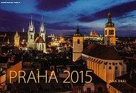 Kalendář 2015 - Praha malá
