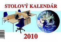 Stolový kalendár 2010 - stolový kalendár