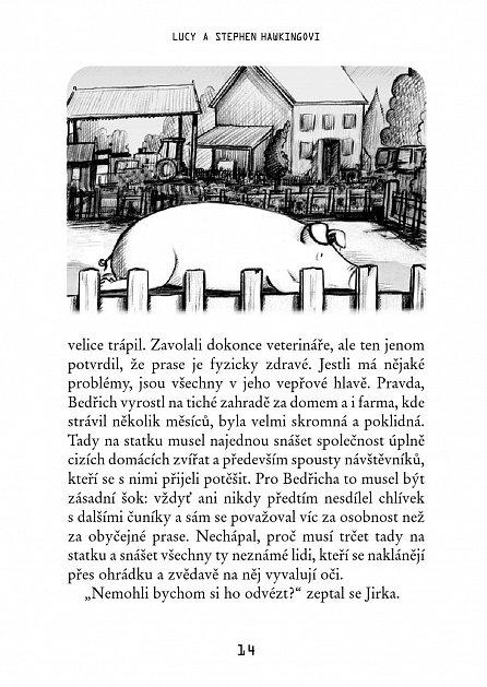 Náhled Jirka a velký třesk - 2. vydání