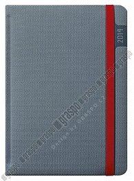 Diář 2014 - Janus šedý - denní A5