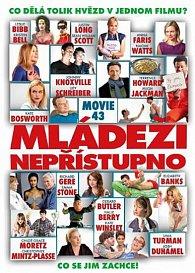 Mládeži nepřístupno - DVD