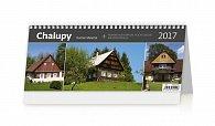 Kalendář stolní 2017 - Chalupy