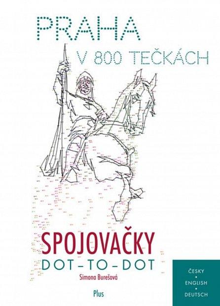 Náhled Spojovačky: Praha v 800 tečkách