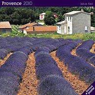 Provence Jakub Kasl 2010 - nástěnný kalendář