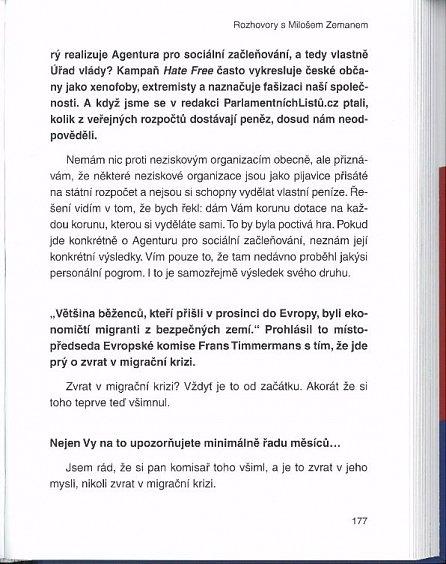 Náhled Tato země je naše - 25 rozhovorů s prezidentem Milošem Zemanem