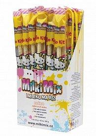 MilkiMix Hello Kitty  1 ks Vanilka