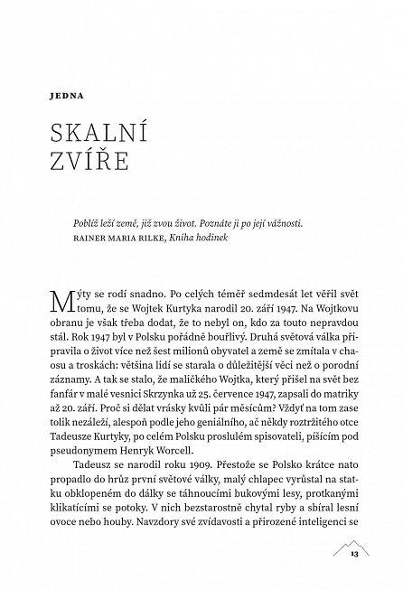 Náhled Kurtyka - Polská hvězda světového horolezectví