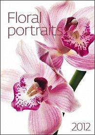 Kalendář nástěnný 2012 - Floral Portraits 340x485