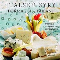 Italské sýry - Formaggi Italiani