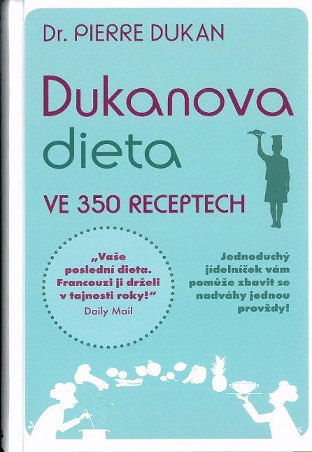 Náhled Dukanova dieta ve 350 receptech