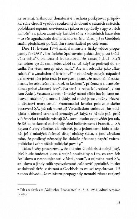 Náhled Stát pod taktovkou vůdce - Nacistické panství 1933-1945