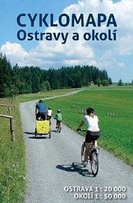 Cyklomapa Ostrava a okolí