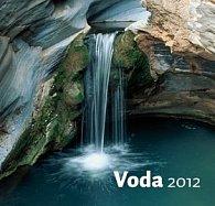 Voda 2012 - nástěnný kalendář