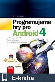 Programujeme hry pro Android 4 (E-KNIHA)