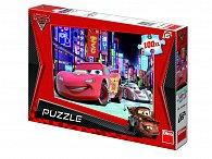 Auta 2 - puzzle XL 100 dílků