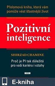 Pozitivní inteligence (E-KNIHA)