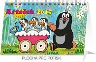 Kalendář 2015 - Krteček - stolní