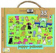 Puppy-Palooza Giant Floor Puzzle