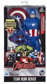 Avengers akční figurka se svítícím doplňky